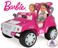 barbie jeep injusa