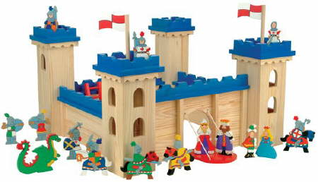 Three Wishes Castle And Other Kids Toys And Games