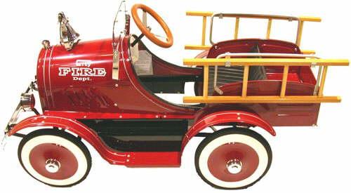 Deluxe Fire Truck