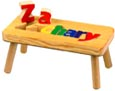 educational personalised wooden toys
